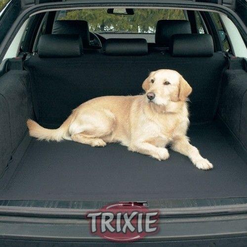 Trixie protector maletero, nylon/polie. 164 x 1,25 cm