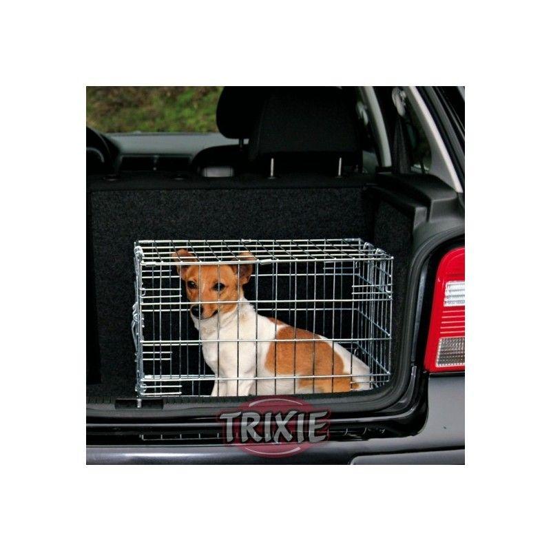Trixie jaula transporte zincada, 91x60x71 cm