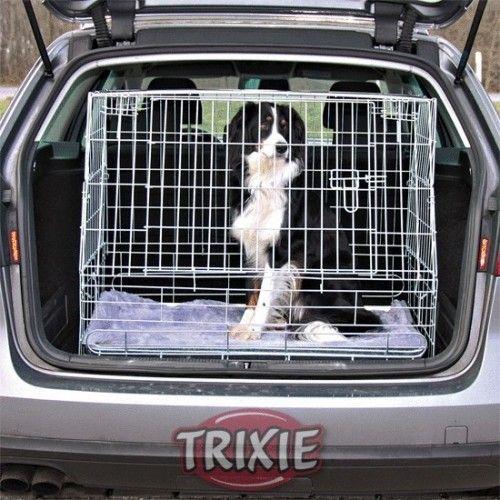 Trixie jaula transporte zincada, 106x71x81 cm