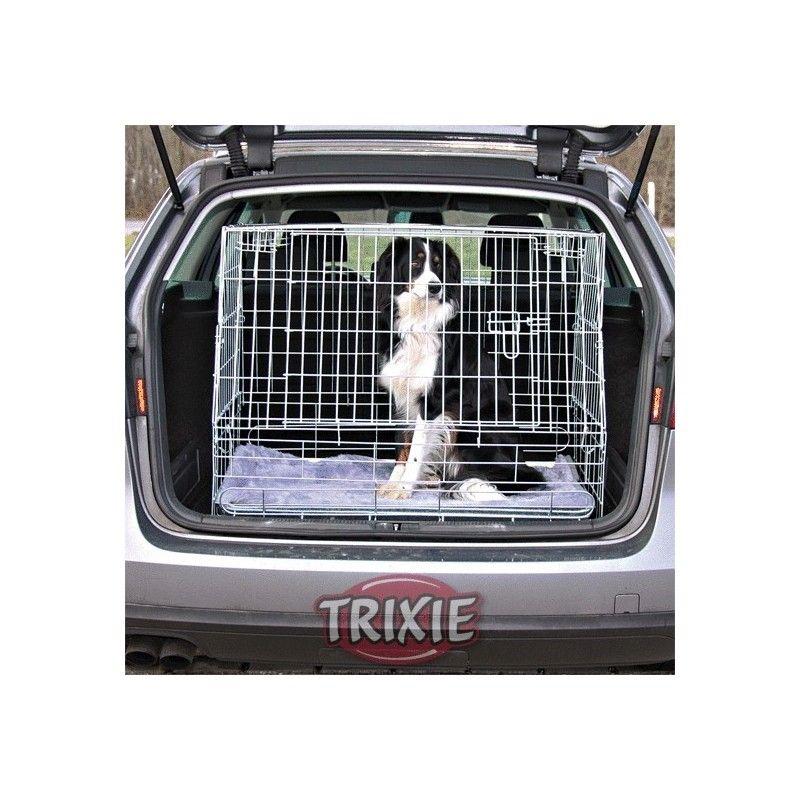 Trixie jaula transporte zincada, 120x73x81 cm