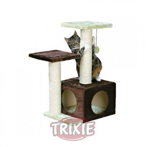 Trixie Rascador trixie valencia marron-verde 71 cm
