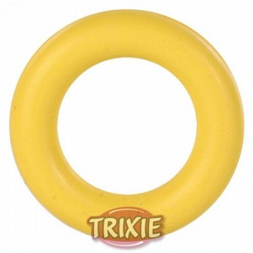 Trixie anillo de caucho natural, ø9 cm