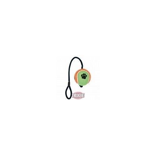 Pelota tenis con cuerda, ø 10 cm, 40 cm