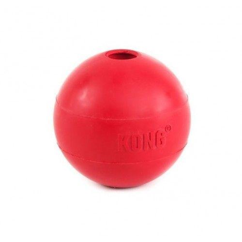 Kong bola de llenado mediana roja
