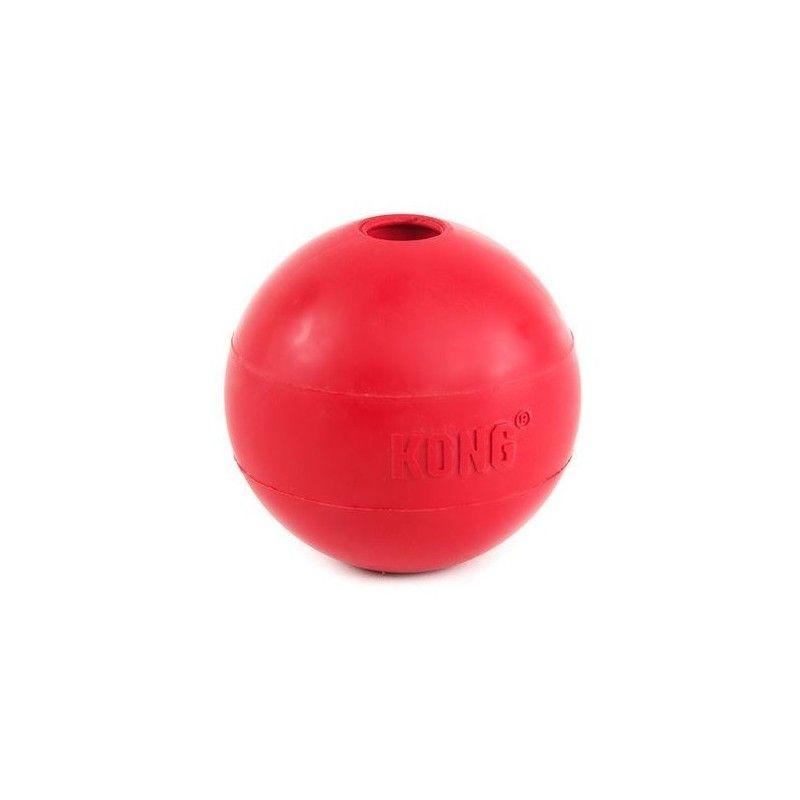 Kong bola de llenado pequeña roja
