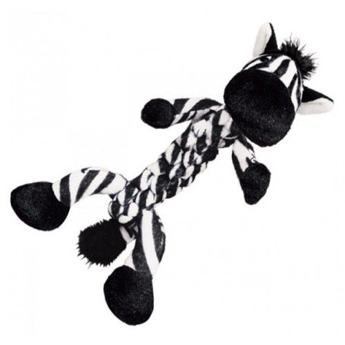 Kong braidz zebra medium 1u