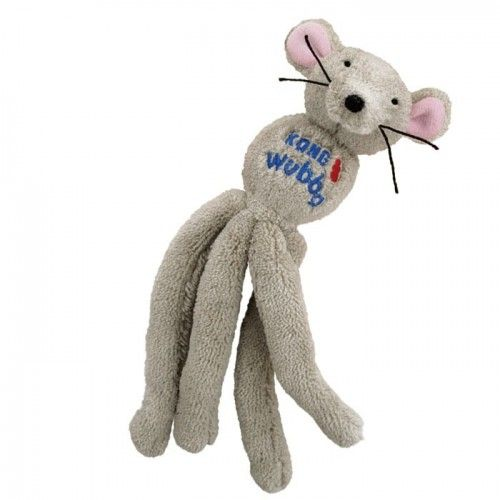 Kong wubba cat mouse 1u