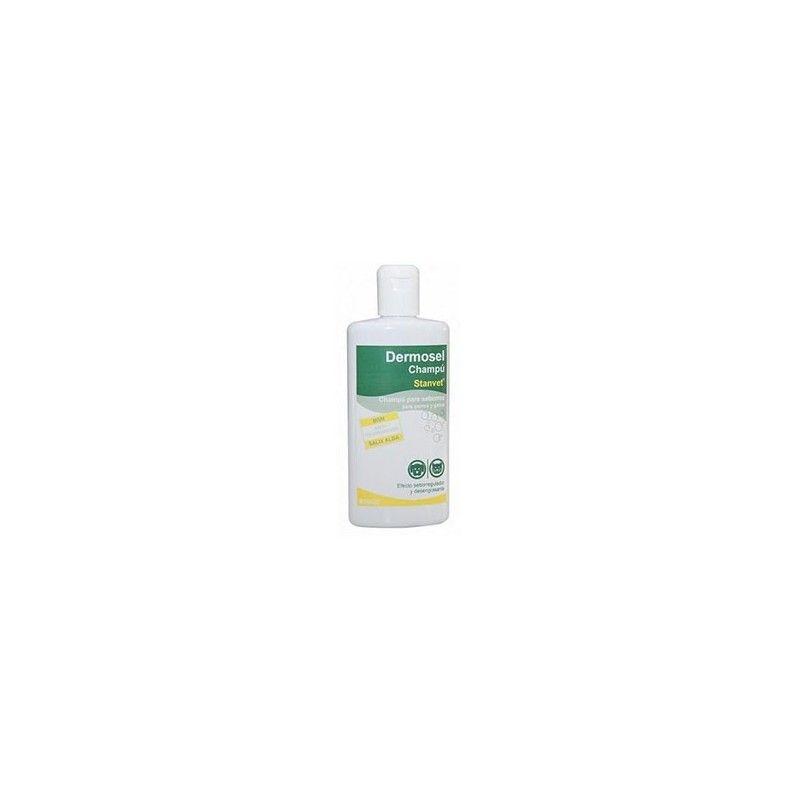 Stangest Dermosel champu 250 ml