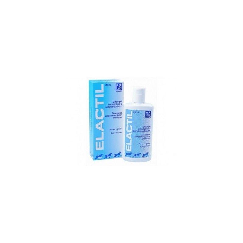Calier Elactil 250 ml champu dermatol