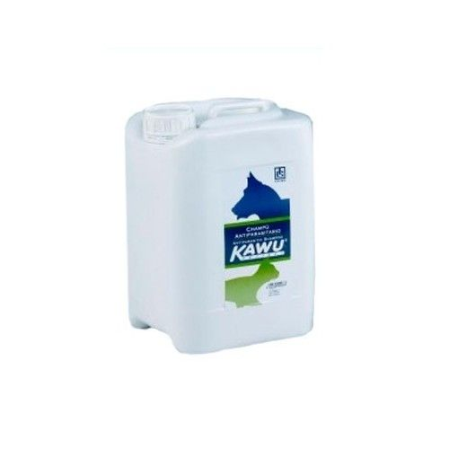 Kawu champu antiparasitos 5l