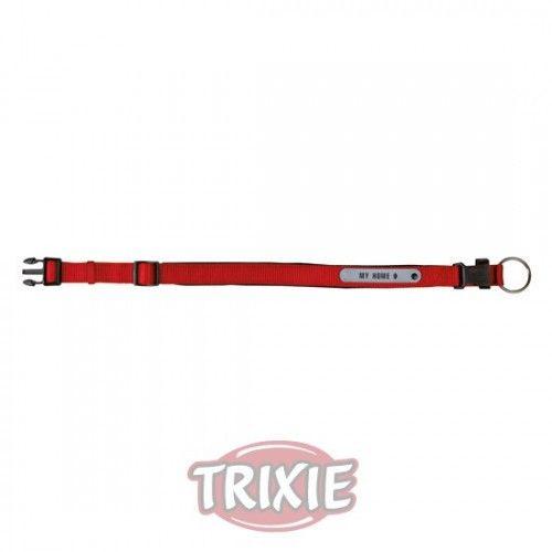Trixie Collar Premium Neop, S, Dirección, 30-35cm/20mm,Rj