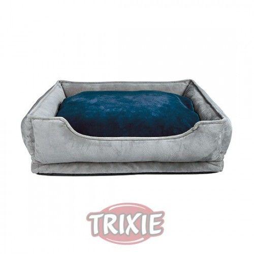 Trixie Cama Pino, 60 × 50 cm, Gris-Azul
