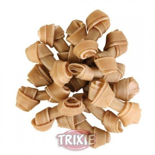 Trixie Huesos prensado, Anudado, 10 g, 7 cm.