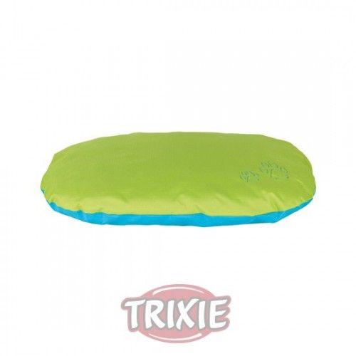 Trixie Cojín Drago, 60x40 cm, Turquesa/Verde