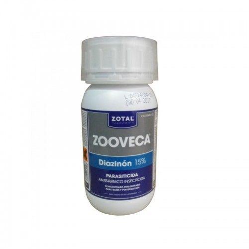 Zotal Zooveca Antiparasitario externo 250 ML