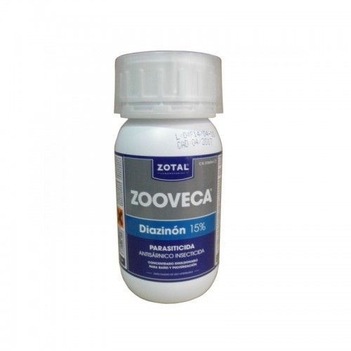 Zotal Zooveca Antiparasitario externo 1 L
