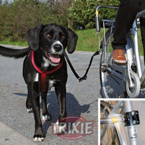Trixie Set Bicicleta De Luxe, Muelle amortiguador