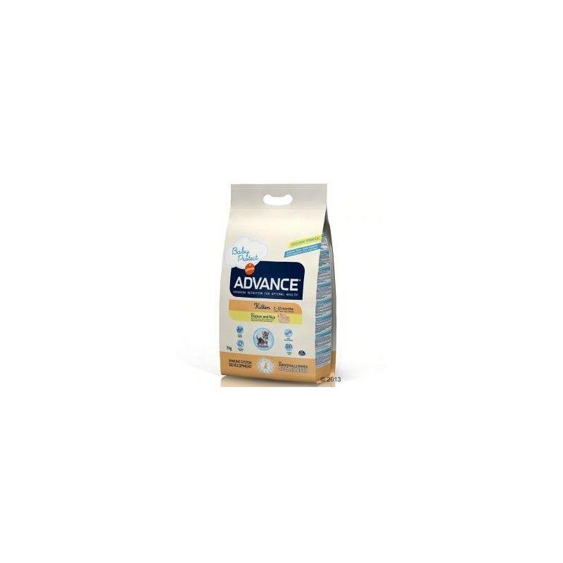 Advance cat kitten chicken & rice 1,5 Kg