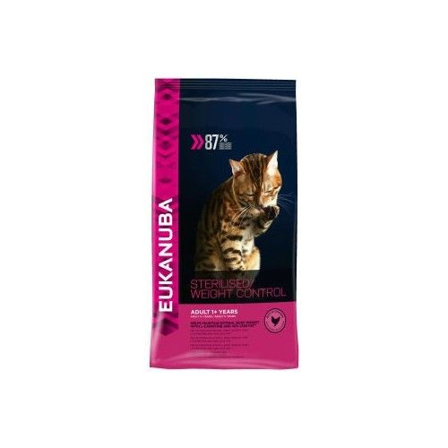 Eukanuba Adult Light Gato - sobrepeso / esterilizados 10 Kg