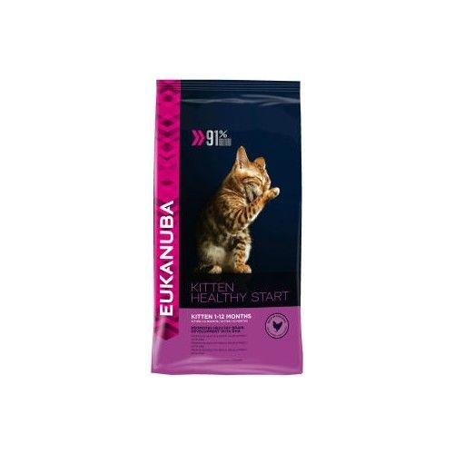 Eukanuba Kitten Pollo & Higado 10 Kg