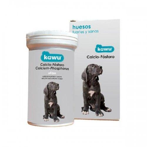 Calier Kawu complemento nutricional calcio-fosforo. 100 comprimidos