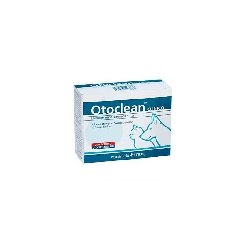 Otoclean Limpiador Otico (16 monodosis x 5ml)