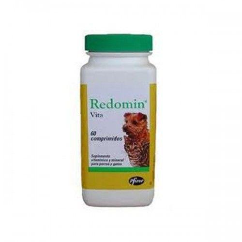 Zoetis Redomin vita 60 comprimidos para perros y gatos