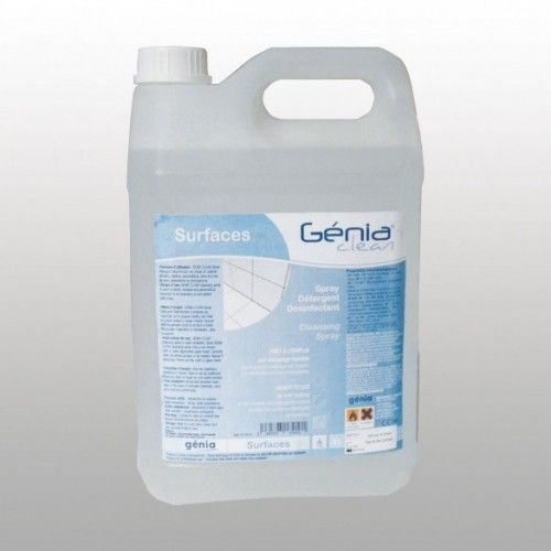 Genia Clean limpieza desinfectante concentrado 250 ml