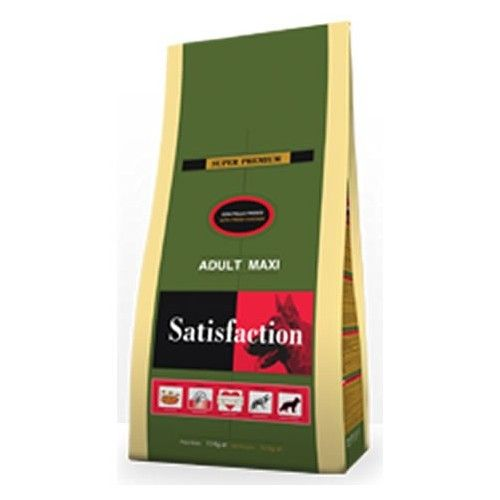 Satisfaction adulto maxi 15 Kg