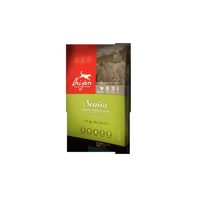 Orijen Dry perro senior 11,4 Kg