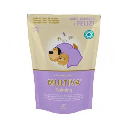 Multiva calming gatos 21 chews