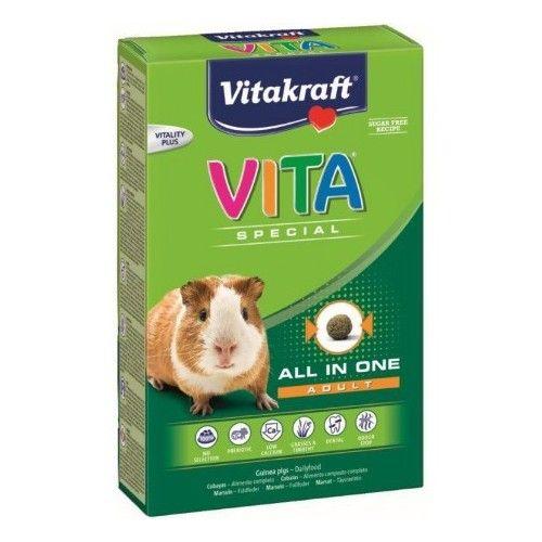 Vitakraft Vita Special (Cobayas) 600 Gr