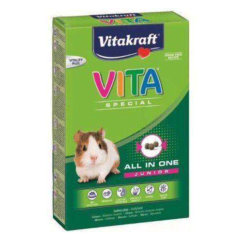 Vitakraft Vita Special Junior (Cobayas) 600 Gr