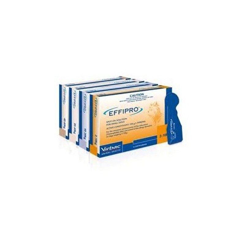 Virbac Effipro pipetas para perros 10-20 kg 60 pipetas