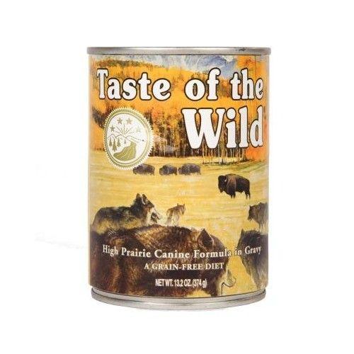Taste of the Wild High Prairie 370 Gr