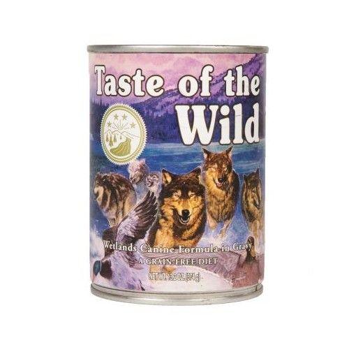 Taste of the Wild Wetlands 370 Gr