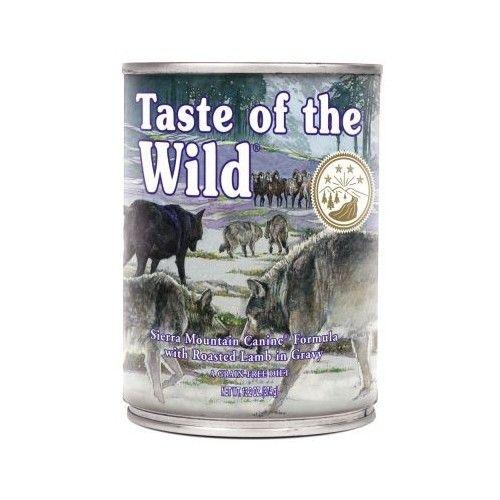 Taste of the Wild Sierra Mountain 370 Gr