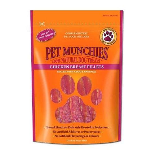 Pet Munchies Filetes Pechuga Pollo