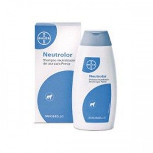 Bayer Champu Neutrolor Sano&Bello para perros 250mls