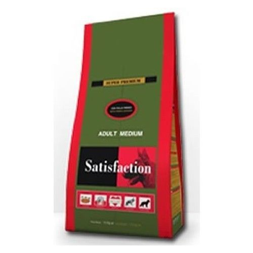 Satisfaction adulto medium 15 Kg