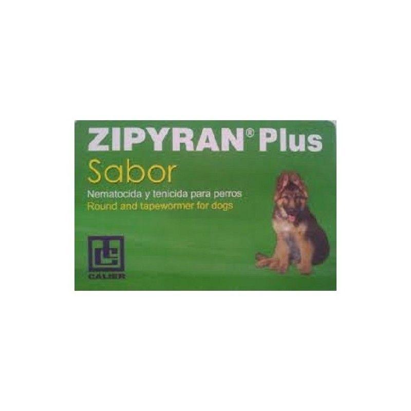 Zipyran plus 1 comprimido
