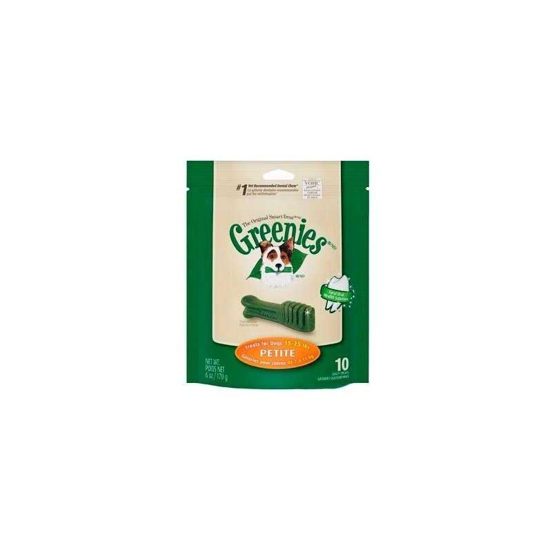 Greenies Petite snack dental 170 Gr