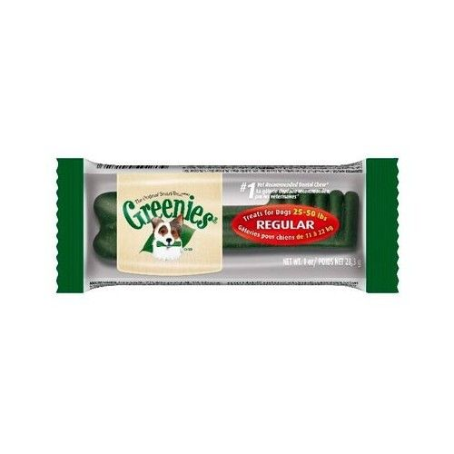 Greenies Regular snack dental individual 28,3 gr.