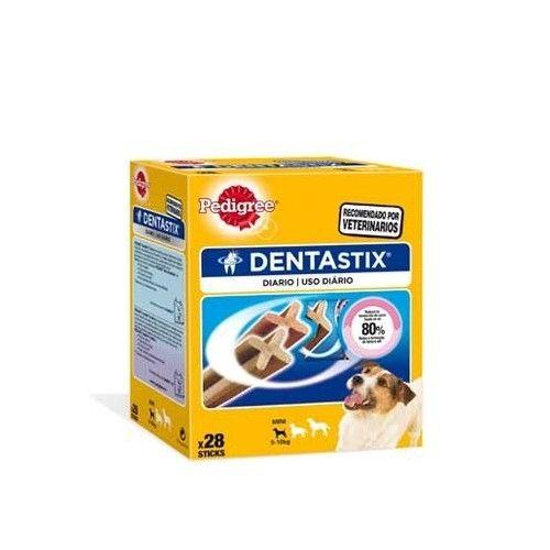 Pedigree Dentastix para perros pequeños - Pack mensual 28 unidades