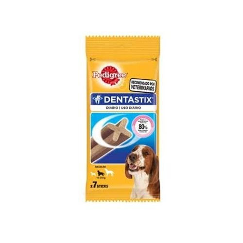 Pedigree Dentastix para perros medianos pack semanal