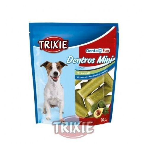 Trixie Denta Fun Dentros Mini con aguacate