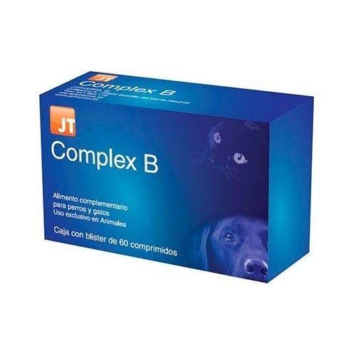 JtPharma Complex B 60 comprimidos