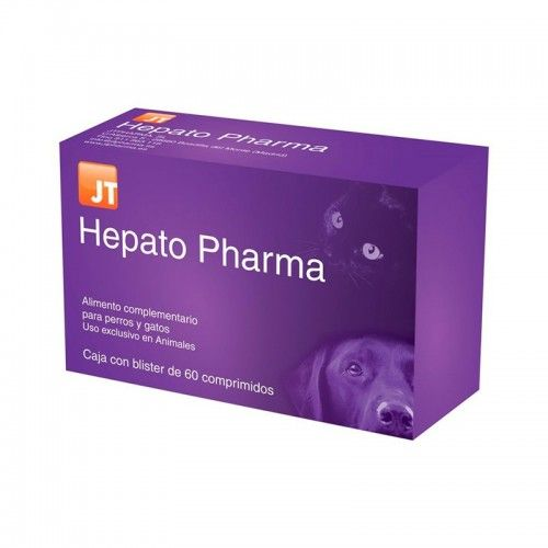 JtPharma Hepato Pharma 60 Comprimidos