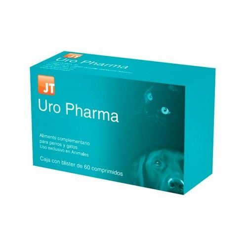 JTPharma Uro Pharma Para Perro Y Gato 60 comprimidos
