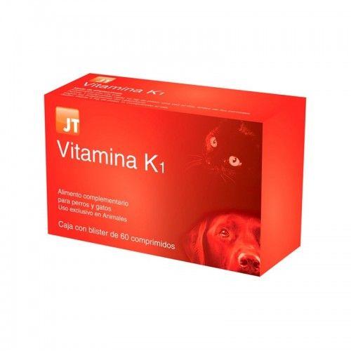 JtPharma Vitamina K1 60 Comprimidos Razas Pequeñas